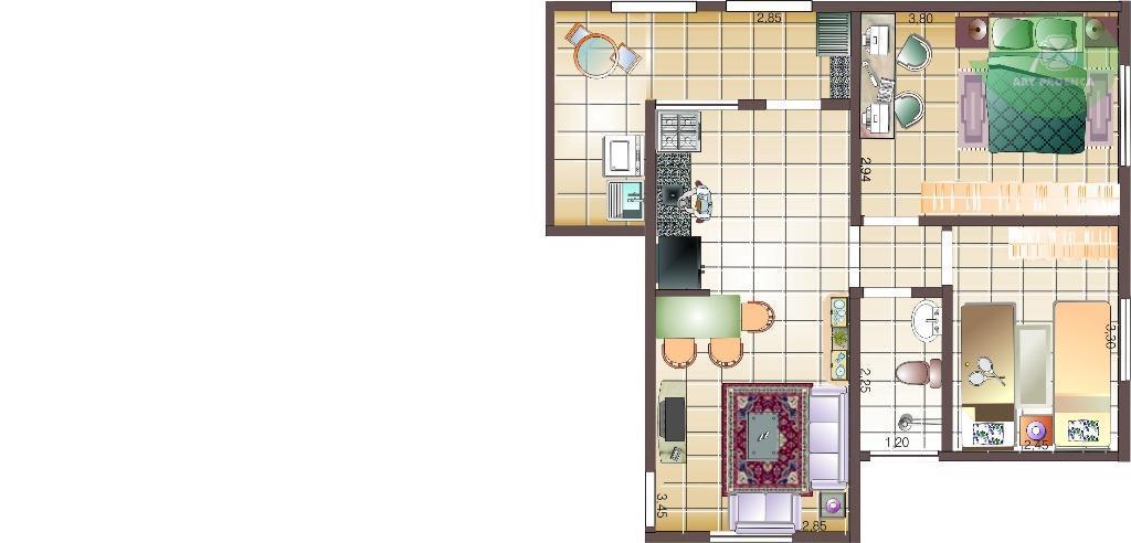 Total Imóveis - Apto 2 Dorm, Sorocaba (1376568) - Foto 4