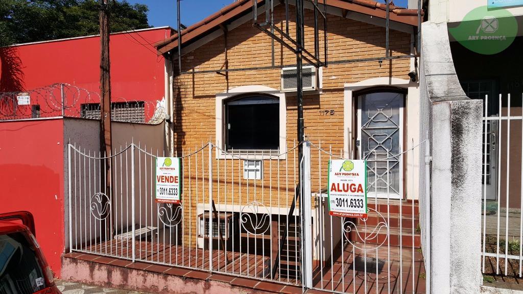 Casa comercial - venda e locação - Av. Juscelino K. Oliveira