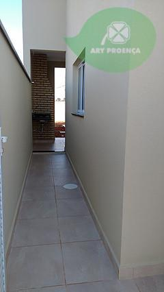 Total Imóveis - Casa 3 Dorm, Condomínio Santinon - Foto 2