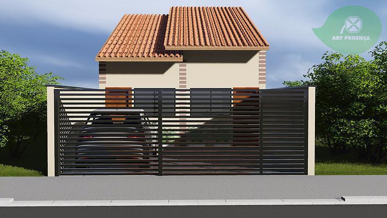 Casa 2 Dorm, Sorocaba Park, Sorocaba (1376707)