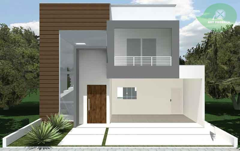 Total Imóveis - Casa 3 Dorm, Sorocaba (1376717)