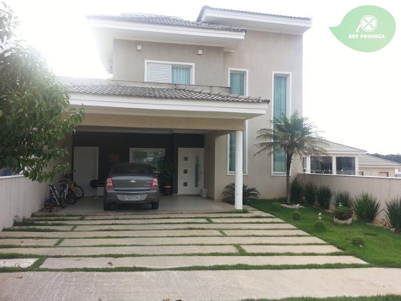 Casa 3 Dorm, Condomínio Horizontes de Sorocaba, Sorocaba (1376785)