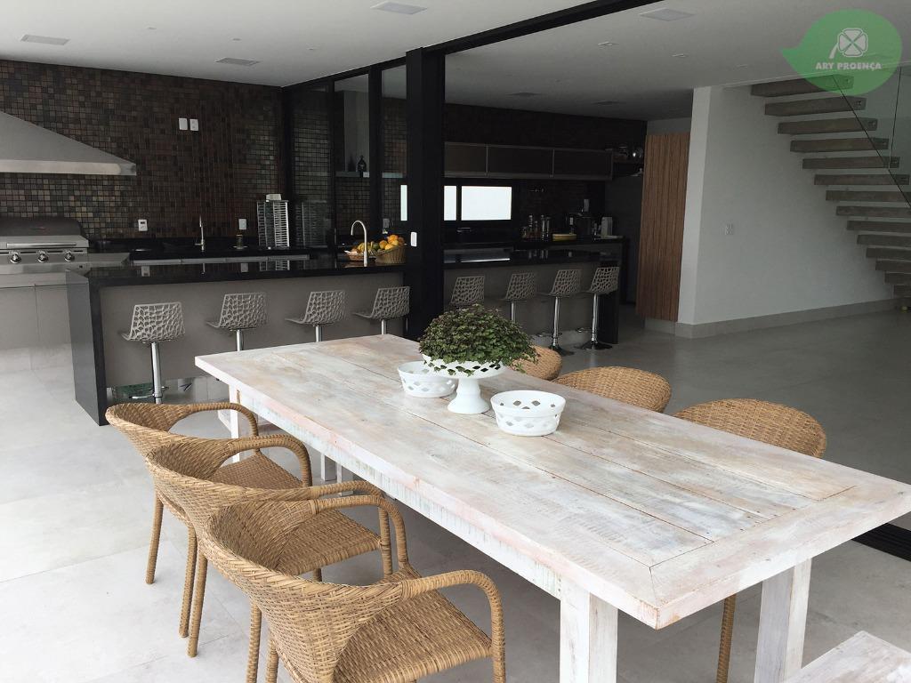 Casa residencial à venda, Condomínio Residencial Giverny, Sorocaba.