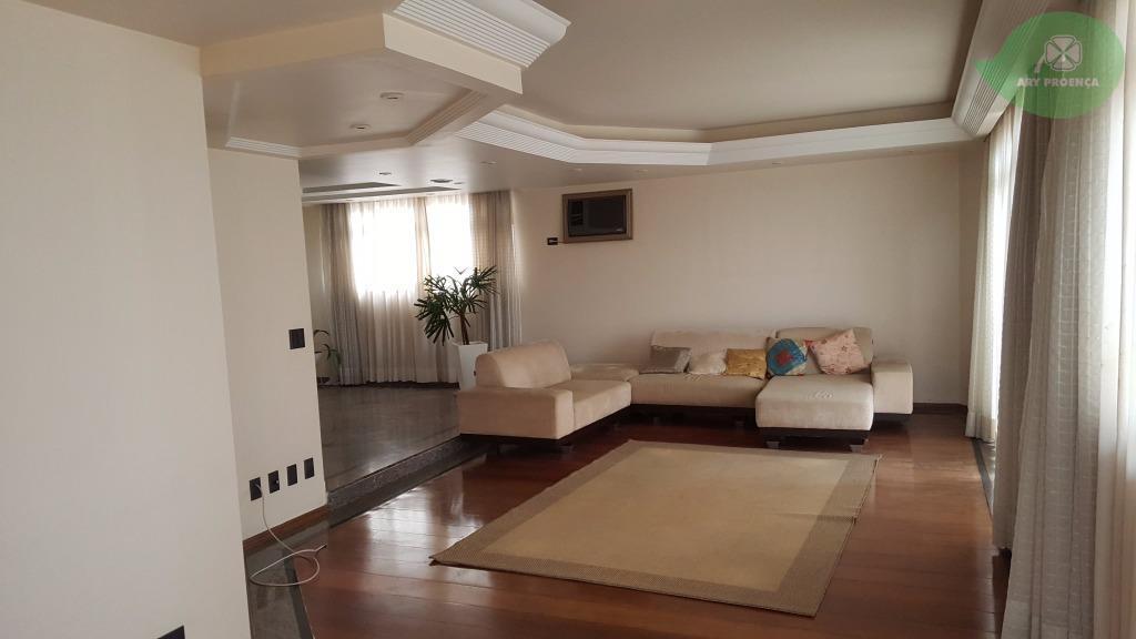 Santa Terezinha - 200m2 - alto padrão - apartamento para venda e locação