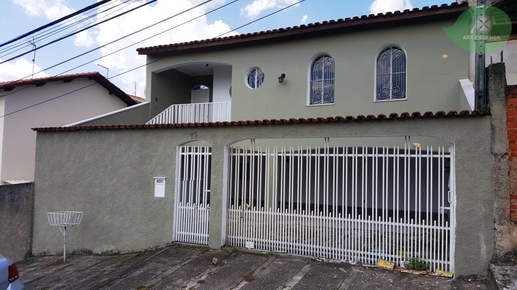 Jardim Prestes de Barros, Sobrado - 200m2 de construção