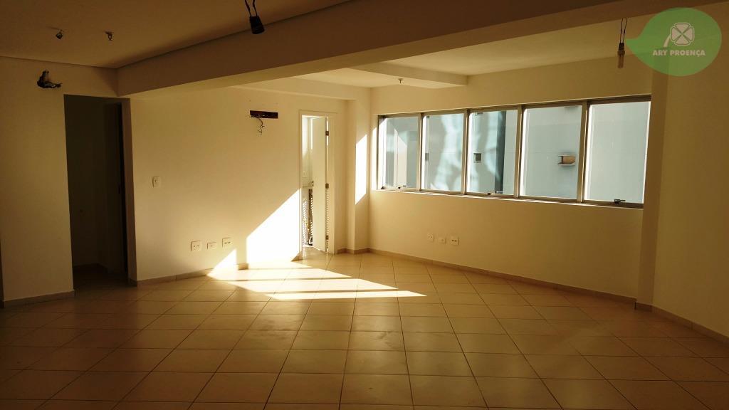 Ed. Campolim Office - sala com 74m2 - de frente - 2 garagens