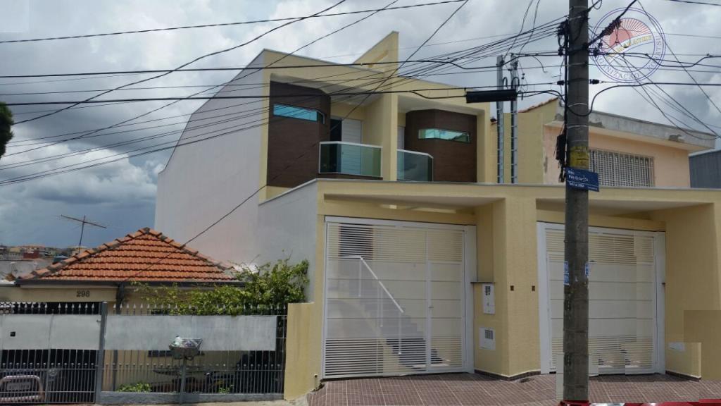 Sobrado residencial à venda, Vila Santa Isabel, São Paulo.