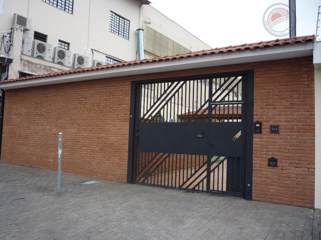Sobrado residencial à venda, Vila Nova Manchester, São Paulo.