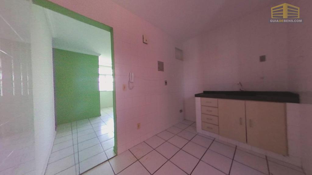 vista da cozinha para sala