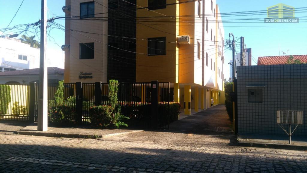 Apartamento com 2 dormitórios para alugar, 89 m² por R$ 1.100/mês - Lagoa Nova - Natal/RN