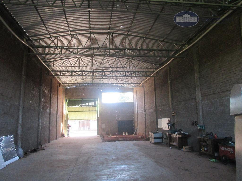 Galpão para alugar ou venda no Alvorada em Araçatuba/SP