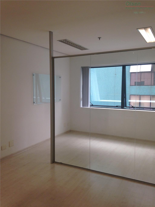 Conjunto comercial para venda e locação, Vila Olímpia, São Paulo - CJ0350.