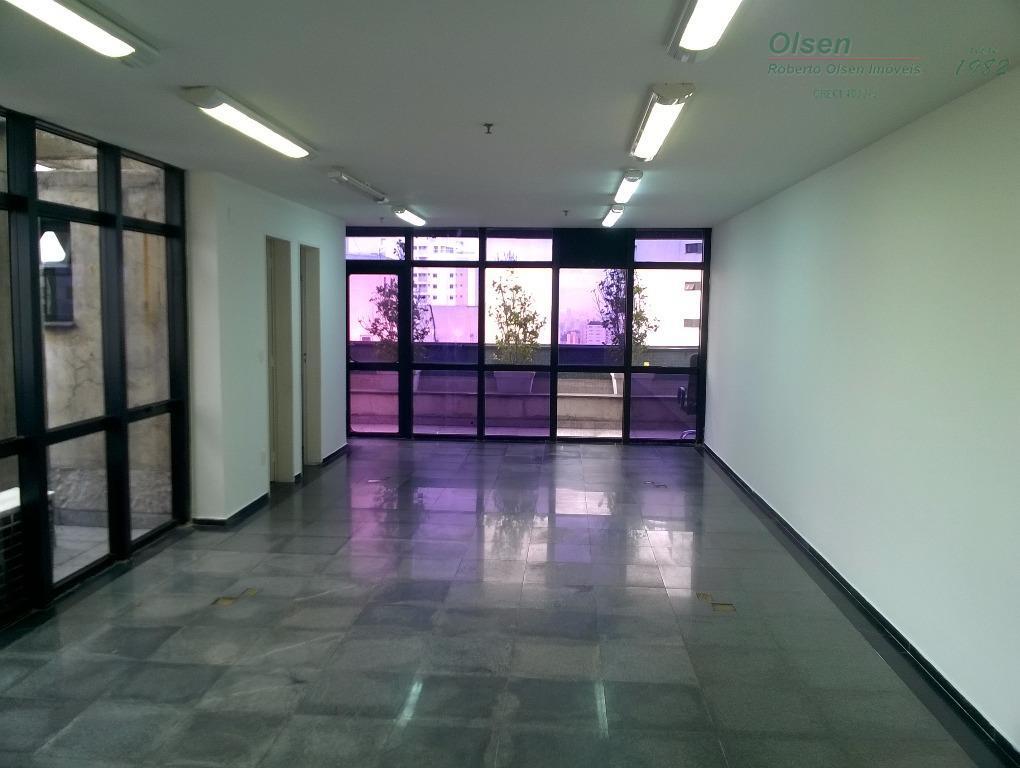 Conjunto comercial para locação, Vila Mariana, São Paulo - CJ0404.