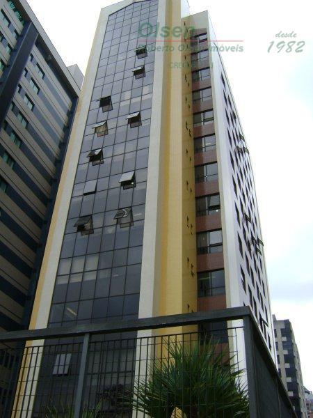 Conjunto comercial para locação, Chácara Santo Antônio, São Paulo - CJ0022.