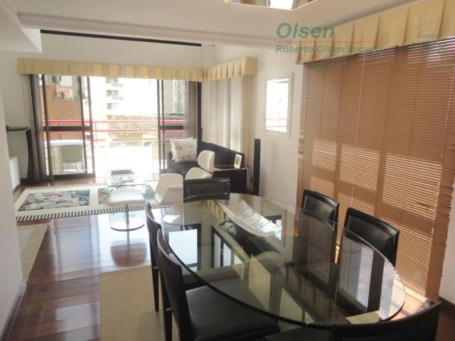 Apartamento à venda, Itaim Bibi, São Paulo - AP0507.