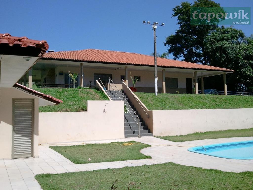 Chácara temporada para venda e locação, Anel Viário Km 02, Campo Mourão - CH0001.