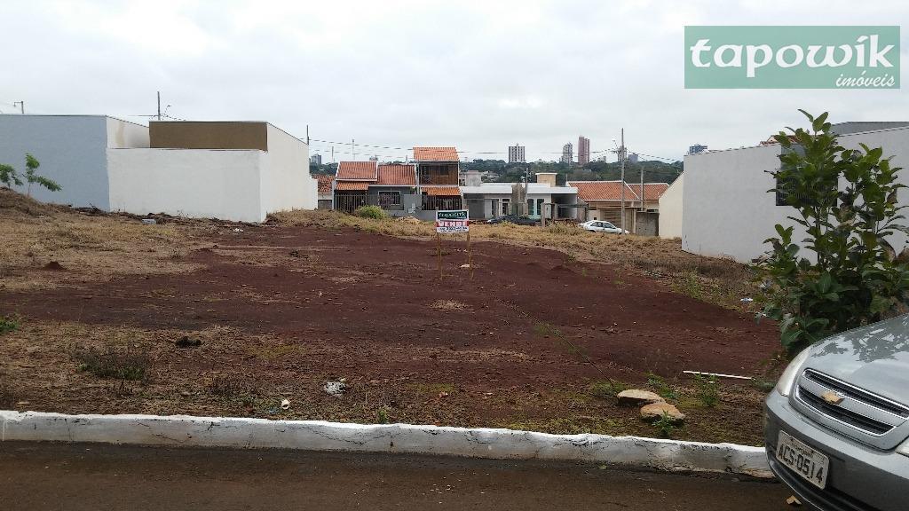 Terreno  residencial à venda, Rua Flor de Pitanga,63- Jardim Botânico I, Campo Mourão.