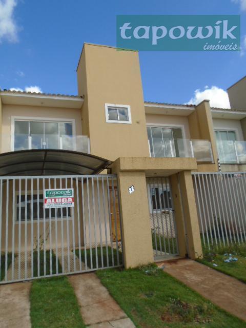 Sobrado residencial à venda,Rua Das Cerejeiras , 22 - Jardim Araucária, Campo Mourão - SO0025.