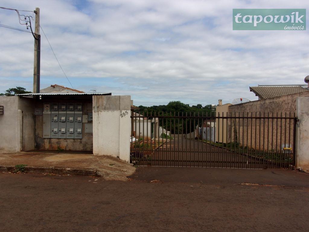 Terreno residencial à venda, Jardim Vitória, Campo Mourão.