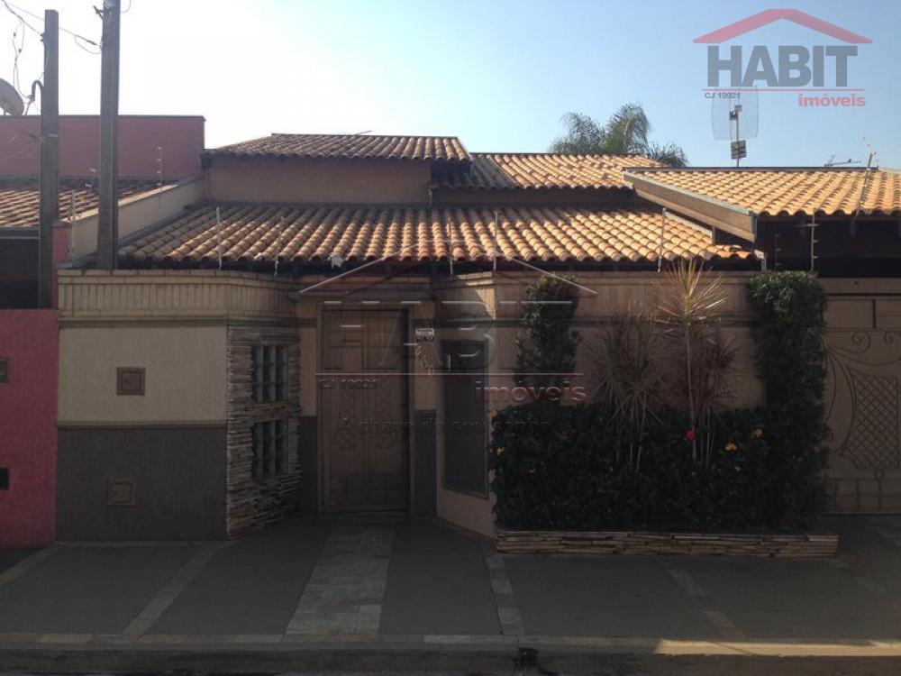 Casa residencial para venda e locação, Jardim do Bosque, Bebedouro - CA0806.