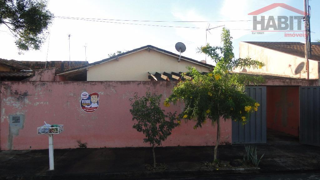 Casa residencial à venda, Jardim Menino Deus II, Bebedouro.