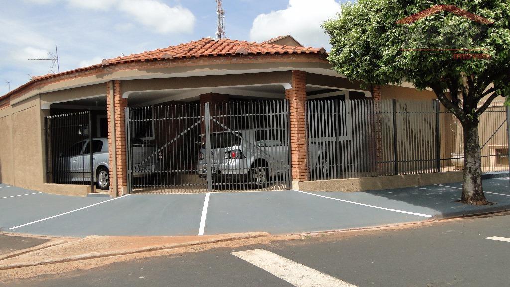Casa residencial à venda, Jardim Marajá, Bebedouro.