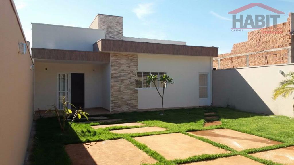 Casa residencial à venda, Residencial Moriá, Bebedouro.