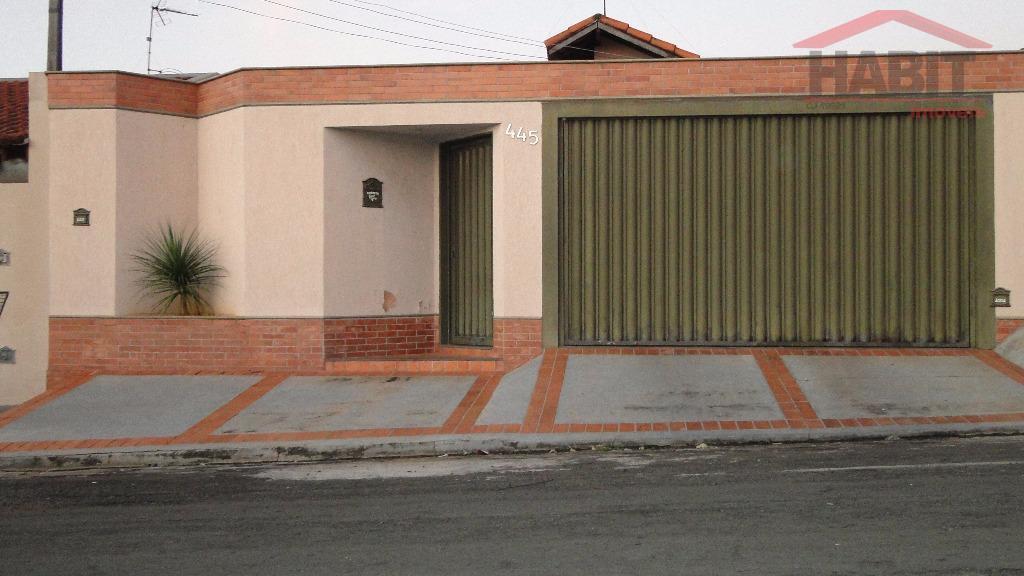 Casa residencial à venda, Residencial Candinho, Bebedouro.