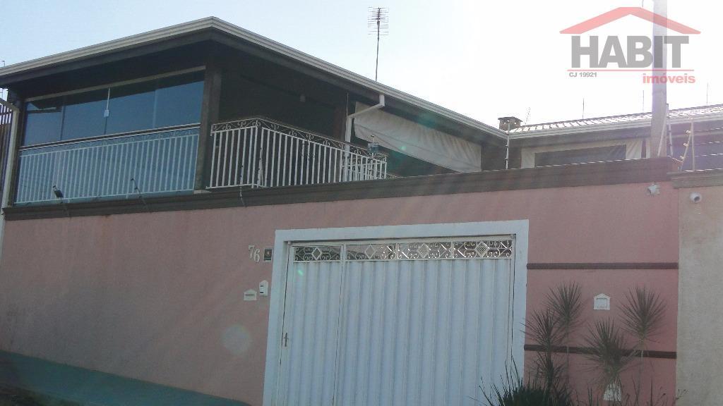 Sobrado residencial à venda, Jardim Talarico, Bebedouro - SO0021.