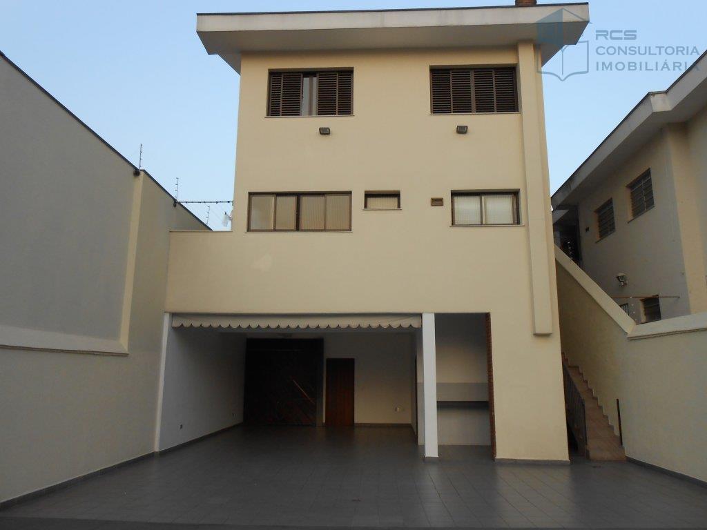 Sobrado residencial para venda e locação, Vila Romana, São Paulo - SO0014.