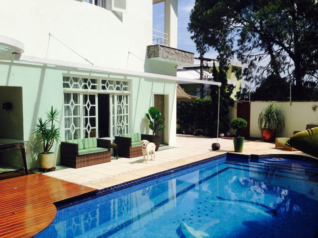 Casa residencial à venda, City América, São Paulo.