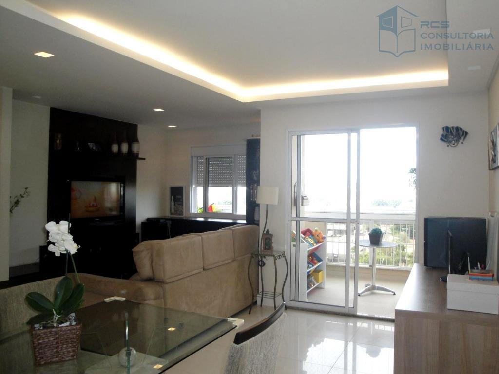 Vila Leopoldina - Apartamento Andar Alto - Sala Ampliada - Varanda Gourmet - Lazer Completo!