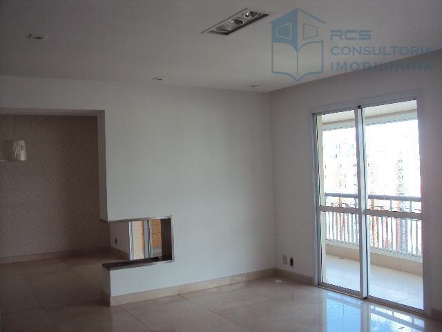 Vila Leopoldina - Apartamento Alto Padrão - Andar Alto - 172 M² - Terraço Gourmet - 03 Vagas - Permuta