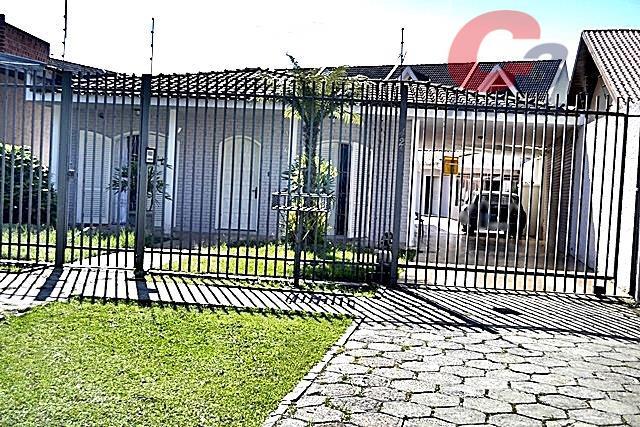 Casa / Sobrado à Venda - Campina do Siqueira