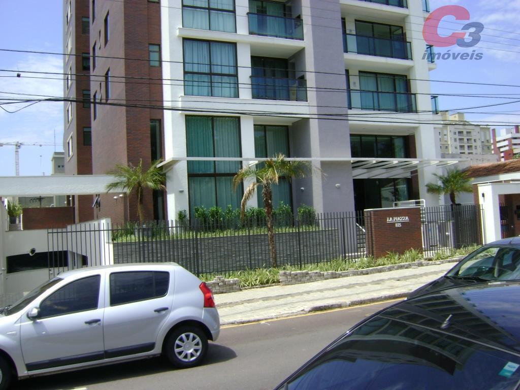 Apartamento residencial para locação, Mercês, Curitiba - AP0001.