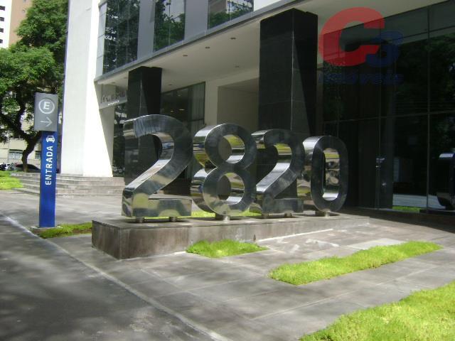 Sala  comercial para locação, Água Verde, Curitiba - 00393.008 C3