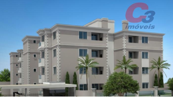 Apartamento  residencial à venda, Bacacheri, Curitiba - 91037.002 C3
