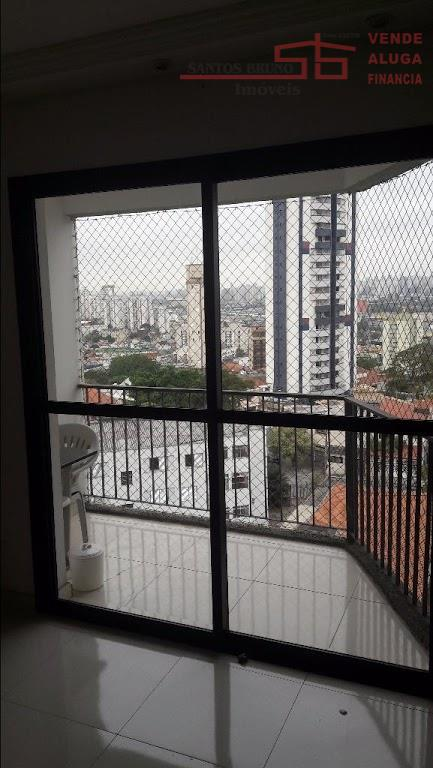 lindo Apartamento  residencial à venda, Freguesia do Ó, São Paulo.