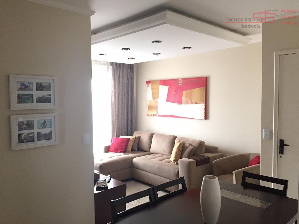 Apartamento residencial à venda, Nossa Senhora do Ó, São Paulo - AP0586.