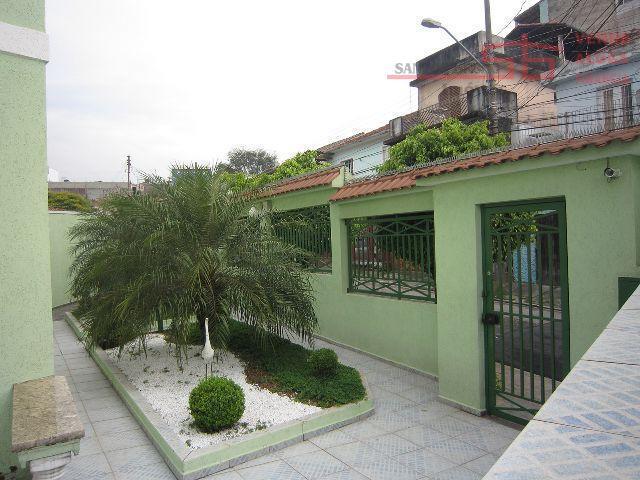 Casa residencial à venda, Vila Romero, São Paulo.