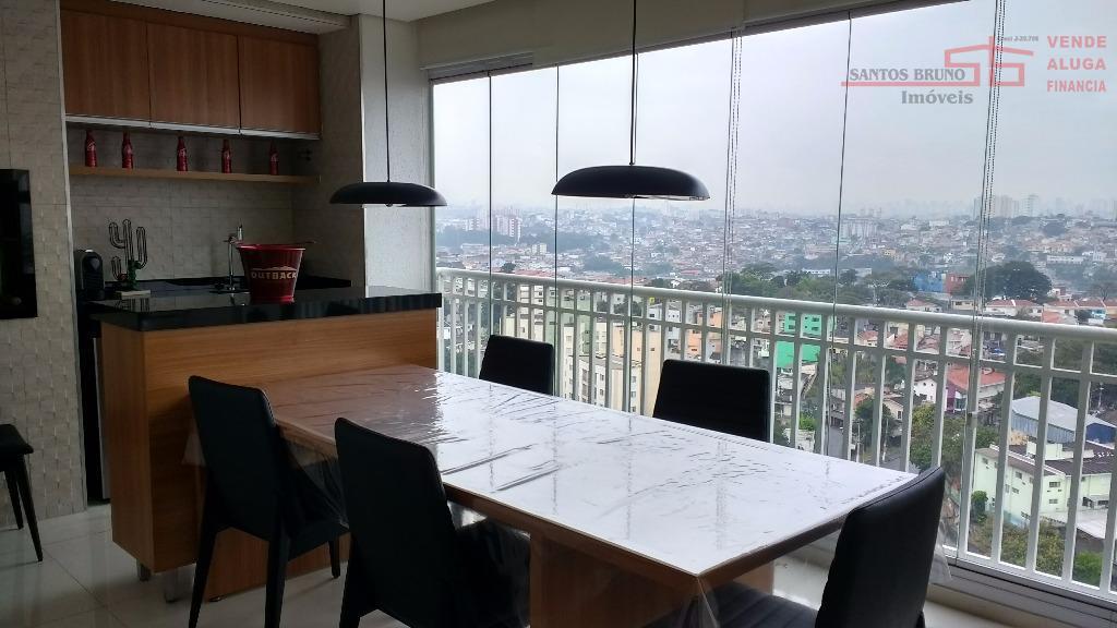 Apartamento residencial à venda, Vila Albertina, São Paulo - AP0581.