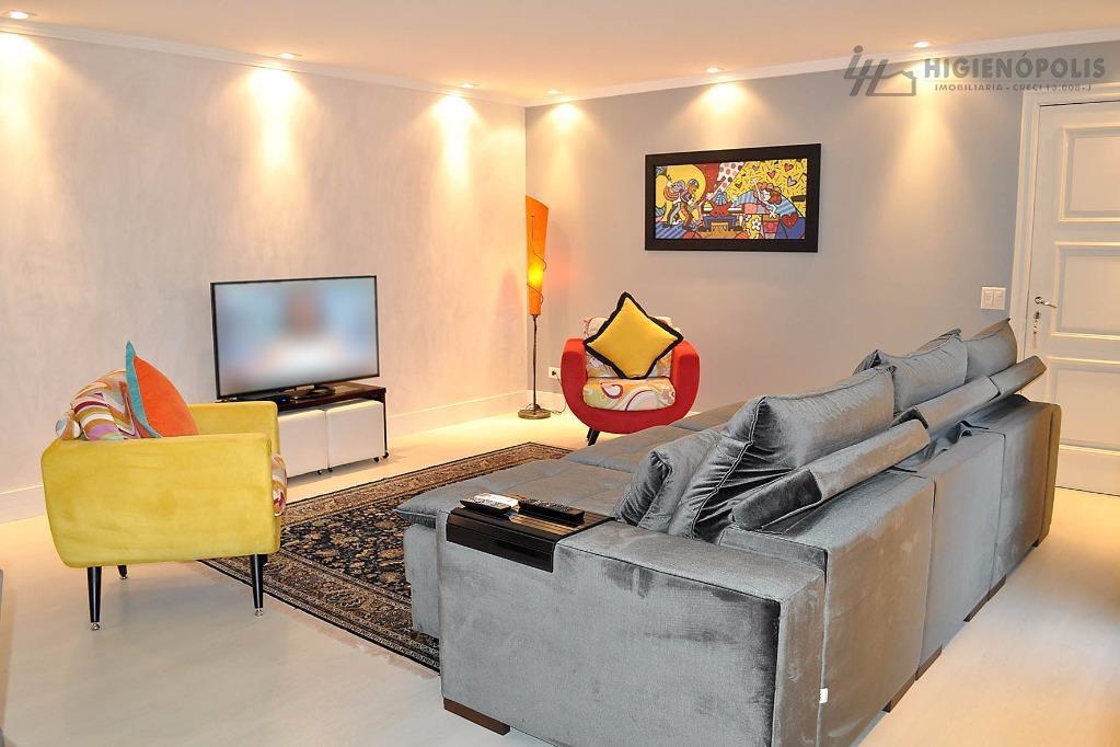 Apartamento residencial à venda, Centro, Santo André - AP0229.