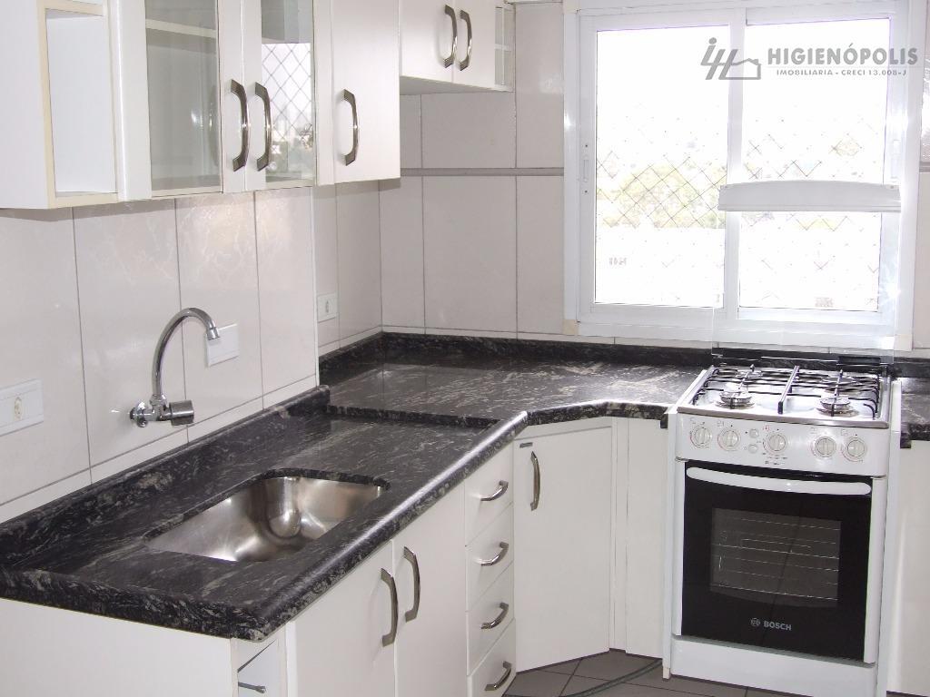 Apartamento para venda e locação, Vila Príncipe de Gales, Santo André - AP0354.