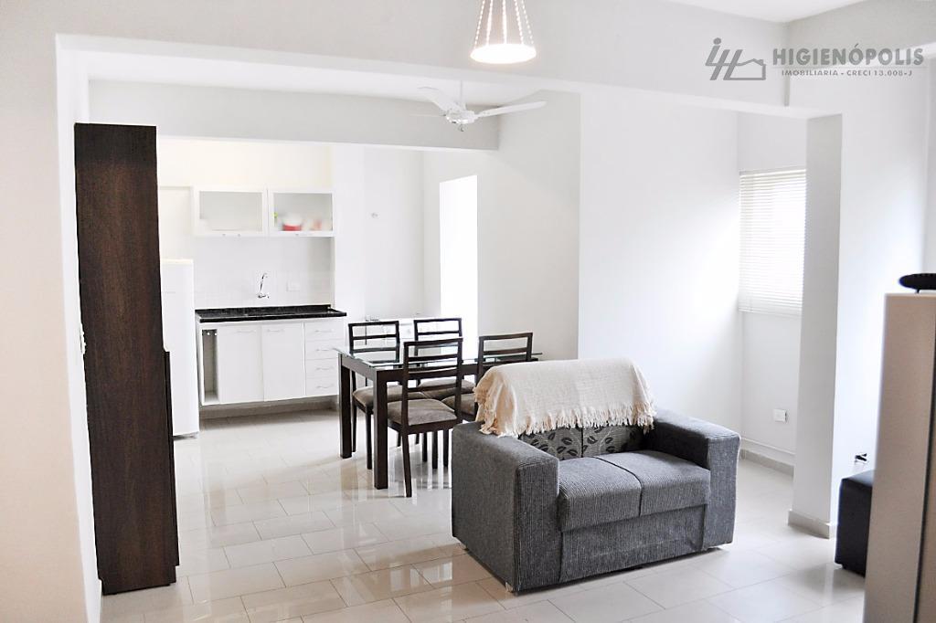 Apartamento Centro de São Bernardo com 2 dormitórios amplos, a 2 quadras da Av. Marechal Deodoro