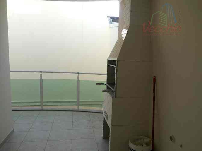 Apartamento Residencial à venda, Vila Camilópolis, Santo André - AP0293.