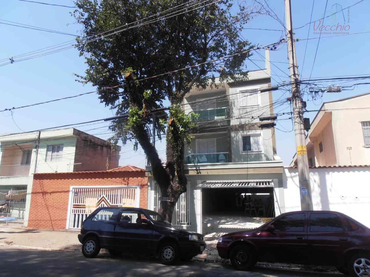 Apartamento Residencial à venda, Vila Metalúrgica, Santo André - AP0373.