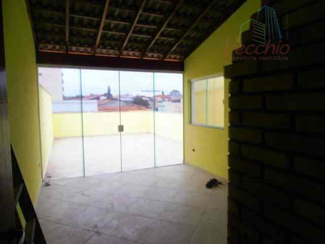 Cobertura residencial à venda, Vila Camilópolis, Santo André - CO0077.