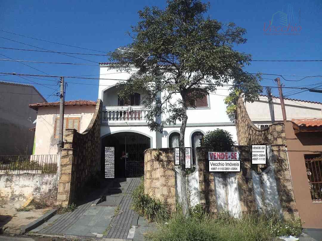 Sobrado residencial à venda, Utinga, Santo André - CA0037.