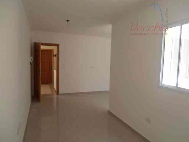 Apartamento Residencial à venda, Vila Metalúrgica, Santo André - AP0076.