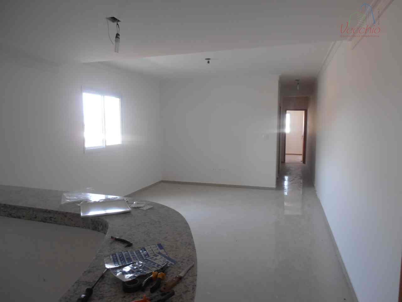 cobertura 80 m2 de área útil e 80 na cobertura com 3 dormitórios sendo um com...